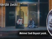 """Mehmet Sadi Bayazıt: """"Söz aldık gerçeklerin azabından..."""""""