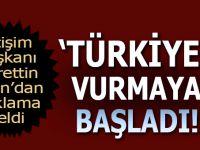 Misliyle mukabele kararı; Türkiye, belirlenen Suriye rejimi hedeflerini vurmaya başladı!