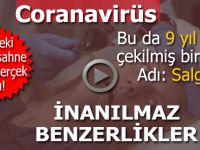 9 yıl önce çekilen filimle, bugün Koronavirüs salgını sonrası yaşanan benzerlikler inanılmaz!