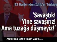 """Mustafa Albayrak: """"Sahada inisiyatif almasaydık masada konuşamaz ve varlık gösteremezdik!"""""""