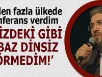 """İhsan Şenocak: """"Batılılar bile bizdeki """"Batıcılar"""" kadar İslâm düşmanı olamaz!"""""""