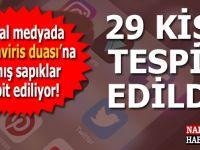 """Sosyal medyada, """"Koronavirüs Türkiye'nin her tarafına yayılsın ayini"""" düzenleyen felaket tellalları tespit ediliyor!"""