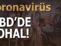 ABD'de koronavirüs OHAL ilân ettirdi!