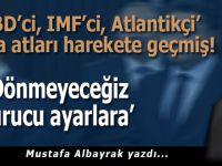 """Mustafa Albayrak yazdı; """"Nasıl devam edecekti Ak Parti o fabrika ayarları ile yola?"""""""