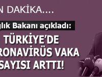 Sağlık Bakanı Fahrettin Koca, Türkiye'deki koronavirüs vakalarının arttığını açıkladı!
