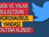 """Sosyal medyada """"koronavirüs"""" paniği yayan 24 """"korona yandaşı"""" gözaltına alındı!"""