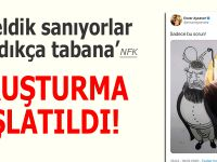 Pirimitif gazeteci Enver Aysever hakkında soruşturma!