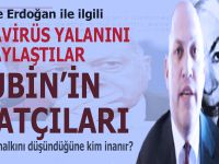 """Utanmaz adamaz, Rubin'in Türkiye ve Erdoğan'la ilgili """"Koronavirüs yalanlarını"""" paylaştı!"""
