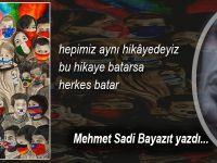 Mehmet Sadi Bayazıt yazdı; aynı hikayenin kalbi kırık göçmeniyiz
