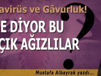 Mustafa Albayrak yazdı; Ne diyor bu kapçık ağızlılar?