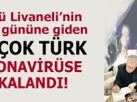 Zülfü Livaneli'nin New York'taki imza gününe giden birçok Türke koronavirüs bulaştığı ortaya çıktı!