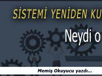 """Yeni bir sistem ve """"yenilmişlerin"""" düzeni..."""