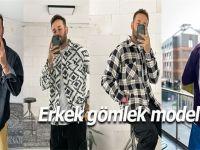 Erkek gömlek modelleri...