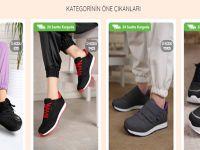 Cazip Spor Ayakkabı Modelleri...