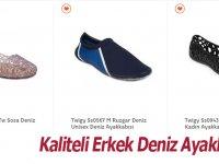 Kaliteli Erkek Deniz Ayakkabısı Fiyatları için Ayakkabı Online!