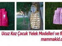 Ucuz Kız Çocuk Yelek Modelleri ve Fiyatları mammakid.com'da!