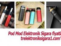 Pod Mod Elektronik Sigara Fiyatları trelektroniksigara1.com'da!