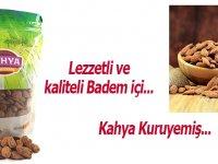 Lezzetli ve Kaliteli Badem İçi Fiyatını Kahya Kuruyemiş'de İncele!