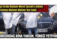 Mehmet Metiner'de çok sert tepki!