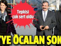 """HDP'ye Öcalan şoku; """"İmralı'ya gelmeyin!"""""""