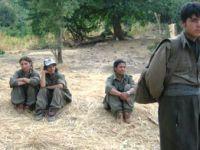 İşte PKK'nın kaçırdığı çocuklar!
