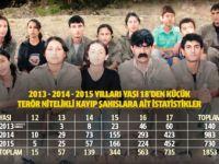 Resmi raporlarda sayılarla PKK ihanetinin iç yüzü!