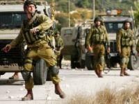 İsrail Filistinli göstericilere saldırdı!