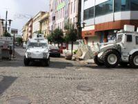 Polise saldırının ardından Diyarbakır'da sokağa çıkma yasağı!