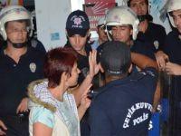 HDP Binasına saldırı ve linç girişimi!