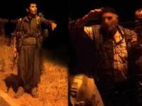 Bingöl'de araç yakmak isteyen PKK'lılara halktan tepki