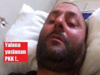 """PKK'nın """"kaçırılan özel harekatçı başkomiser"""" yalanı"""