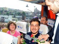 """Alperenler'den """"Türk-Kürt kardeşliği""""ne vurgu!"""
