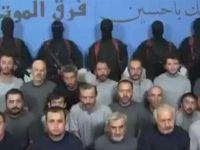 Şii örgütün kaçırdığı Türk işçilerden ilk görüntü