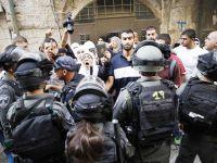 İsrail askerleri gazetecilere saldırdı!