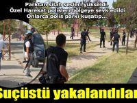 HDP yine kendi kendini bombalayacaktı; suçüstü yakalandılar!