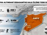 Kuşatma altındaki Zebadani'de halk ölüme terk edildi