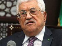 """Mahmud Abbas: """"İsrail'in Mescid-i Aksa'yı bölmesine izin vermeyeceğiz!"""""""