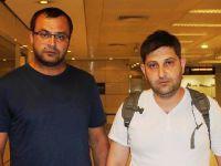 Fetullahçıların saldırısına uğrayan gazeteciler geldi