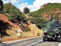 Erzurum'da çatışma; 2 şehid!