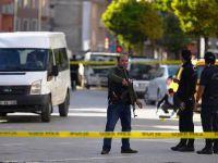 Van'da polis ekibine silahlı saldırı: 1 şehit