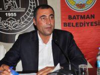 Batman Belediye Başkanı görevden uzaklaştırıldı!