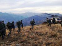 Tunceli'de PKK'ya son yılların en büyük operasyonu başlatıldı