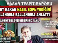 """Ahmet Hakan; """"Hep arkamı kolluyorum..."""""""