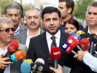 Sırtlarını PKK'ya dayamamışlar; Demirtaş öyle diyor!