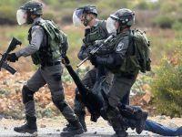 İsrail askerleri 44 Filistinliyi gözaltına aldı