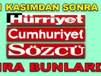 AK Parti'den Hürriyet'e 1 Kasım mesajı!