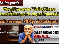 Faruk Selim yazdı; Sonunda camiye de geldin, biz seni küfründe samimi sanıyorduk valla!