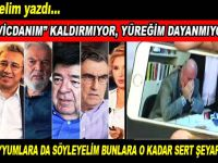"""Faruk Selim yazdı; Benim """"vicdanım"""" kaldırmıyor, yüreğim dayanmıyor artık!"""