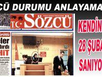 """Fetullah'ın """"Sözcüsü"""" 28 Şubat'ta kaldı!"""