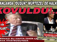 Eski Türkiye artığı küfürbaz kaşar Uğur Dündar Halk tv'den kovuldu!